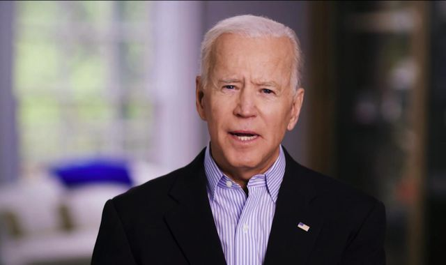 Joe Biden announces bid to become US president in 2020