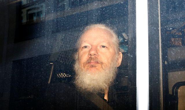 Julian Assange put through 'hell' at embassy, says former diplomat