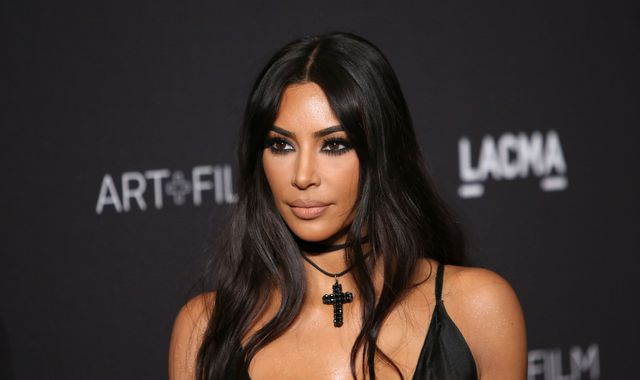 'It's my dream': Kim Kardashian hits back at critics of her law studies