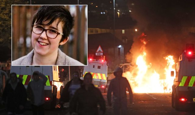 Call to restore powersharing as men held over Lyra McKee murder are released