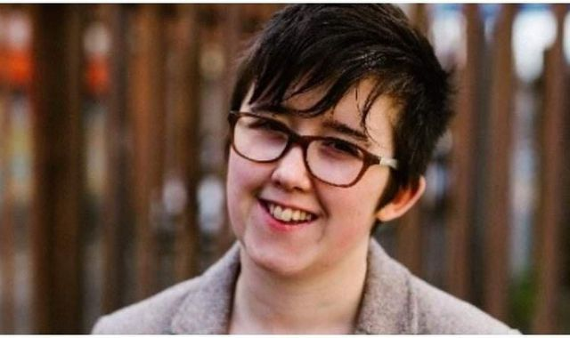 Lyra McKee: CCTV released of suspected gunman after journalist's death