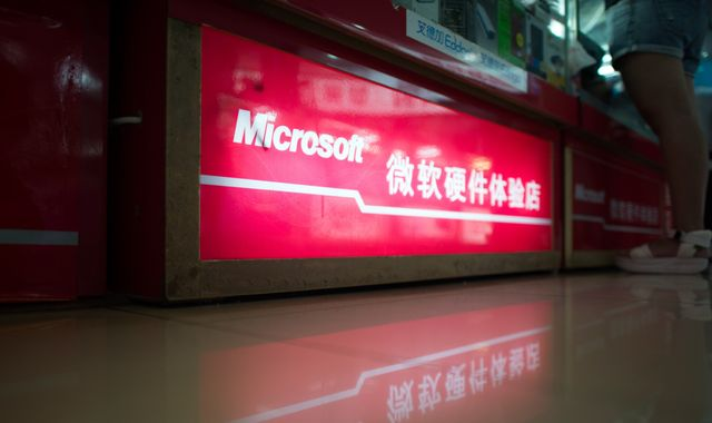 Microsoft under pressure to resist Chinese censorship of worker protest