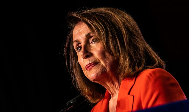 Nancy Pelosi: US-UK trade deal after Brexit is 'no given'