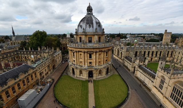 Oxford University given record £150m donation to fund AI ethics institute