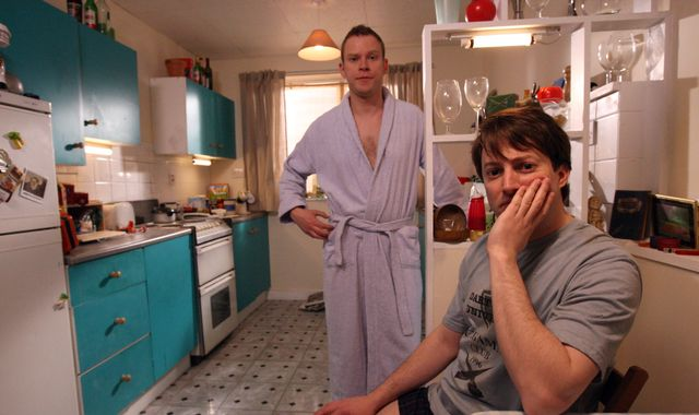 Peep Show blackface scene removed from Netflix - but not Channel 4