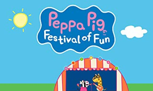 cinema fiamma firenze peppa pig