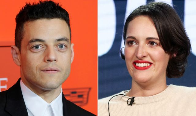 James Bond: Rami Malek and Fleabag writer Phoebe Waller-Bridge revealed for next 007 film