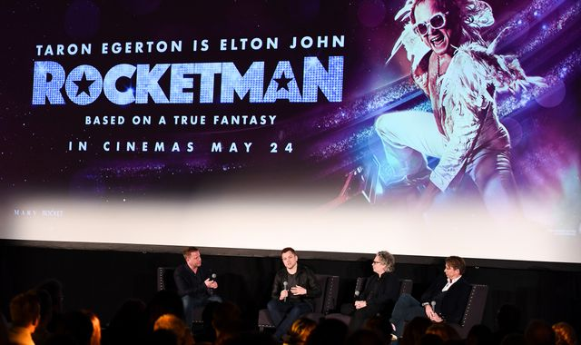Elton John biopic Rocketman will premiere at Cannes Film Festival