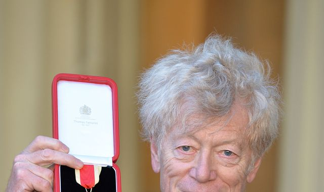 Sir Roger Scruton: Govt 'sorry' for sacking adviser over New Statesman interview