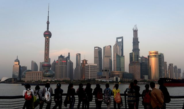 Coronavirus: China's economy returns to growth as lockdowns lifted