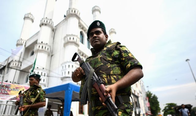 Sri Lanka attacks: President says police are pursuing 140 suspects with links to IS