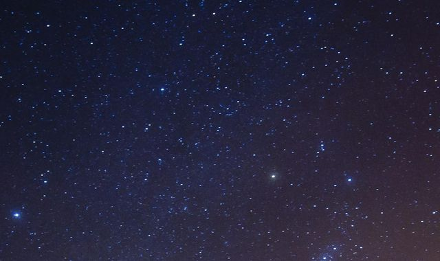 More than half of people in England can't see starry skies, survey says