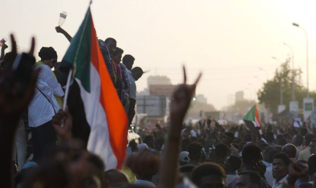 Sudan's new regime set to cut out all traditional political parties