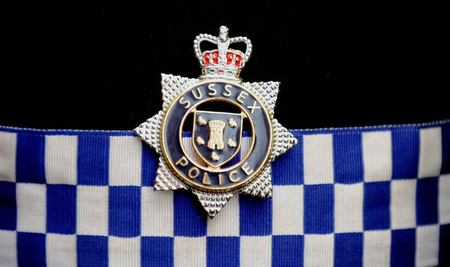 Sussex Police officers who had sex on duty dismissed from force