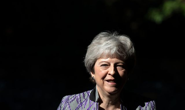 Tories demand Theresa May sets out clearer timetable for departure
