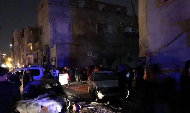 Libya: Third night of 'barbaric' bombings in Tripoli