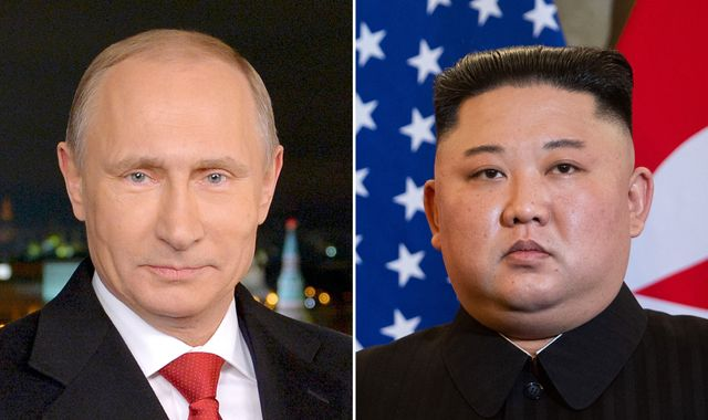 Vladimir Putin and Kim Jong Un to meet on Thursday, Kremlin confirms