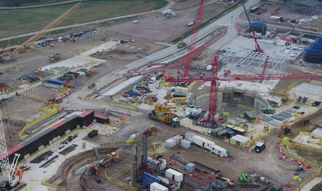 Sirius Minerals: Huge blow as Yorkshire mine fails to secure £400m for next phase