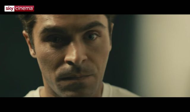 Shockingly Evil : Efron as notorious serial killer Ted Bundy