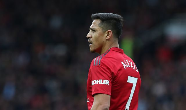 Alexis Sanchez: Inter Milan and Manchester United hold talks over Chile forward