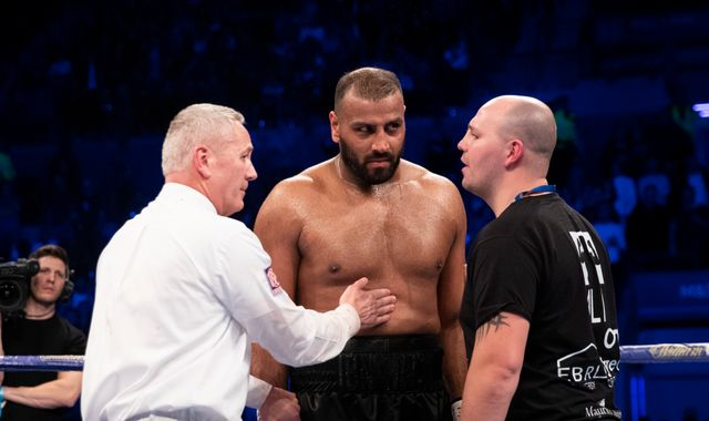 Kash Ali gets six-month ban and £10,000 fine for biting David Price