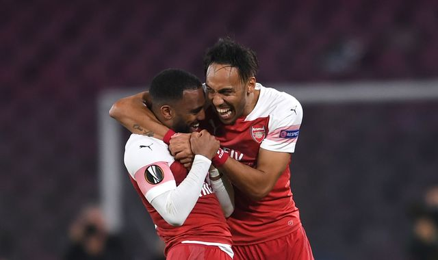 Arsenal Europa League success and top-four finish would be 'remarkable', says Ray Parlour