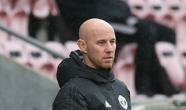 Nicky Butt promoted to new Manchester United development role