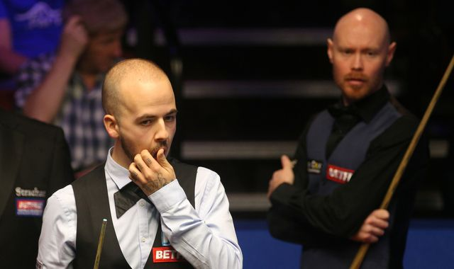 Gary Wilson edges out Luca Brecel after record-breaking Crucible decider