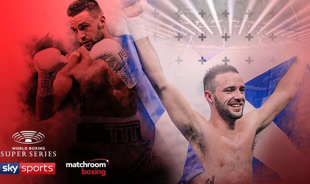 Josh Taylor's world title fight and the World Boxing Super Series semi-finals are live on Sky Sports