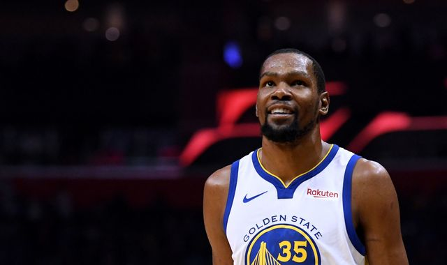 Is it time for Kevin Durant to take centre stage for the Golden State Warriors?