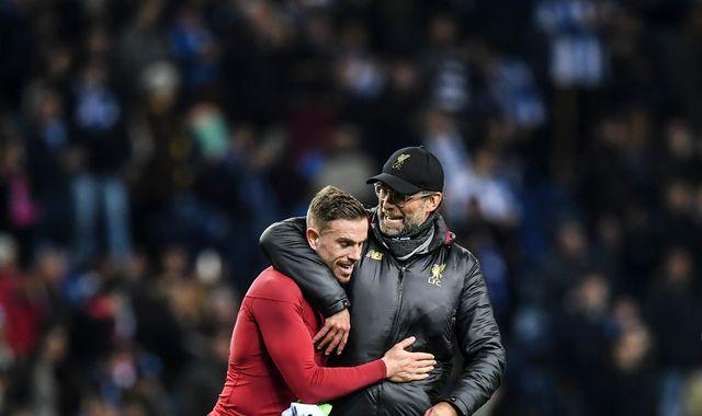 Liverpool enter uncharted territory under Jurgen Klopp