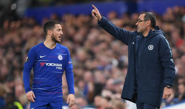 Maurizio Sarri: Chelsea must start second halves more quickly