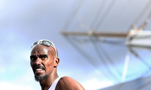 Mo Farah feud over 'theft' at Haile Gebrselassie hotel escalates