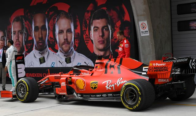 Ferrari head for 'important' Azerbaijan GP with car upgrades