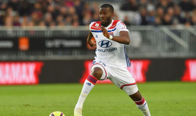 Tottenham told to pay £63m for Lyon's Tanguy Ndombele