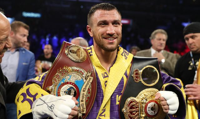 Lomachenko vs Campbell: Analysis from David Haye, Tony Bellew, Carl Froch and Paulie Malignaggi