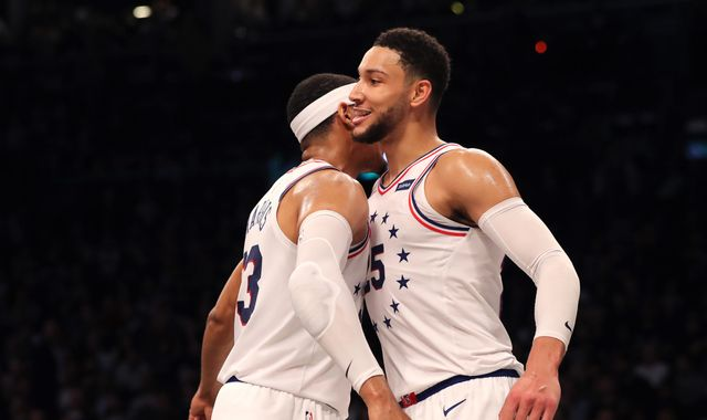 Philadelphia 76ers are developing chemistry and resilience in hard-fought Brooklyn Nets series