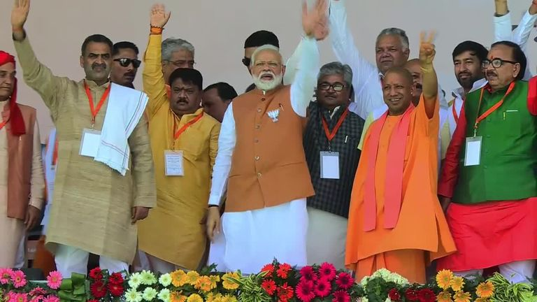India elections: Fears of lynch mobs and violence if Narendra Modi is re-elected