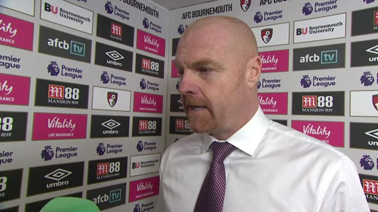 Bournemouth manager Howe: We've lost our playing identity