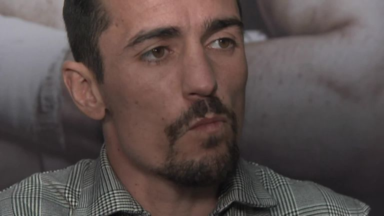 Anthony Crolla 'fine' after brutal defeat against Vasyl Lomachenko