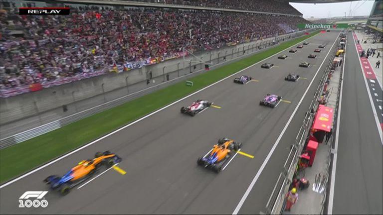 Valtteri Bottas secures pole for Mercedes at 1,000th GP