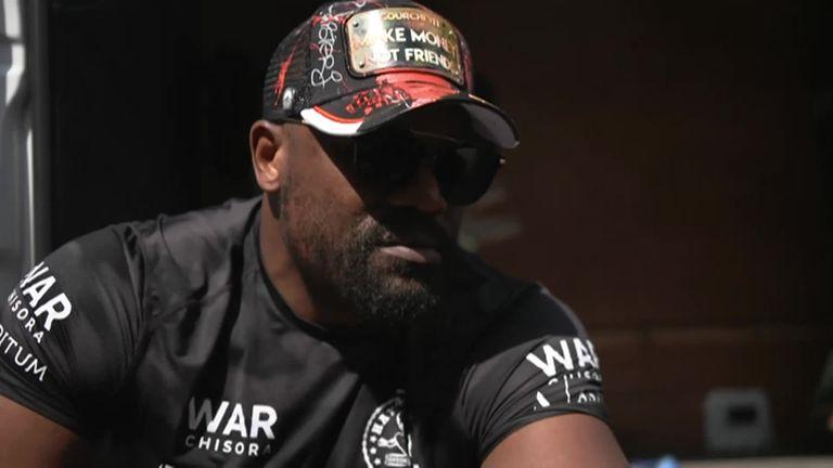 Allen vs Browne: Derek Chisora could face Joseph Parker next providing he defeats Senad Gashi | Boxing News |