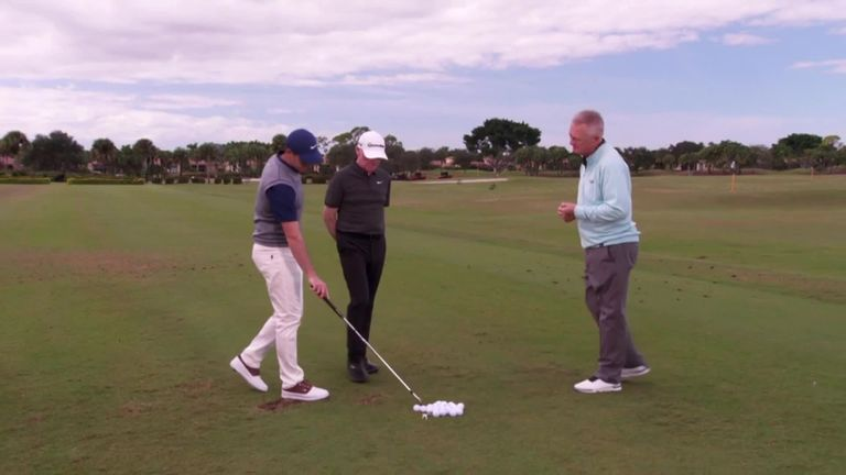 GOLFPASS founder Rory McIlroy describes how he has used Ben Hogan's philosophy to create the ideal full swing