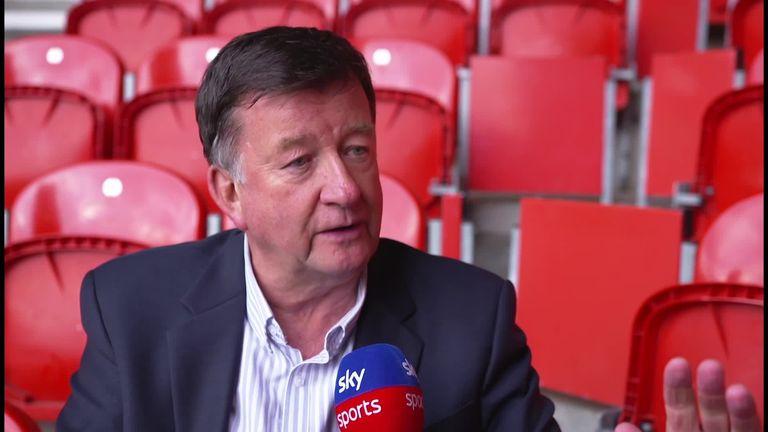 Sky Sports' Eddie Hemmings says goodbye after 30 years | Rugby League News |