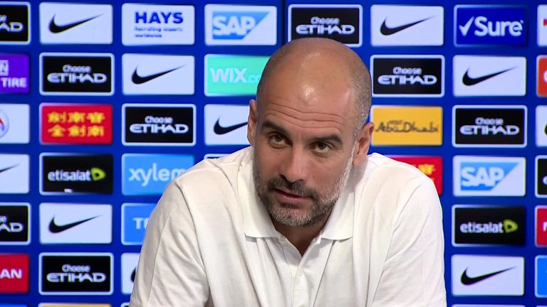 Pep: I don't like Ole foul claims
