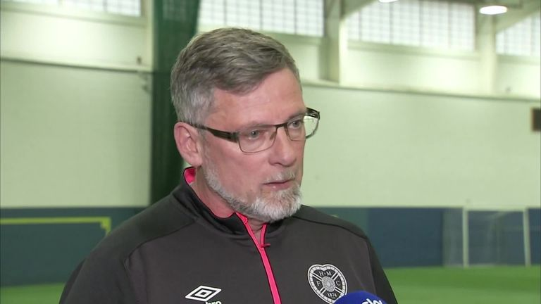 Hearts boss Craig Levein wants his team to avoid making 'silly' mistakes when they host Rangers in the Scottish Premiership this weekend