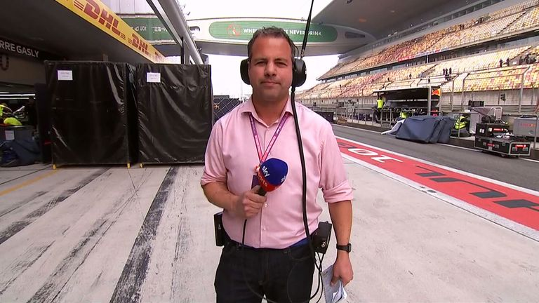 WATCH: Chinese GP - The Notebook | F1 News