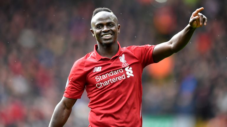 We take a look at some of Sadio Mane's best moments from the Premier League this season, which has helped earn him a PFA player of the year nomination.