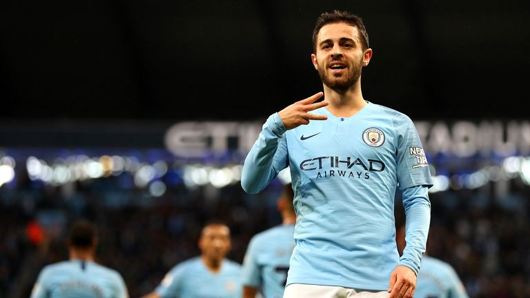 We take a look at some of Bernardo Silva's best Premier League goals this season, which has helped earn him a PFA player of the year nomination.