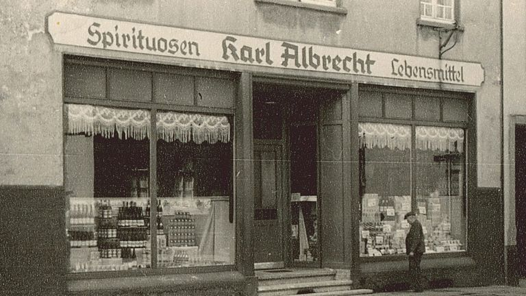 Aldi's roots stretch back to this small store in Essen, founded in 1913